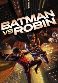 Batman vs robin (2015)  pelisplus