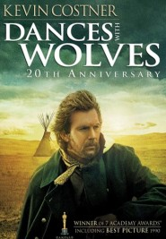 Dances with wolves (bailando con lobos) (1990)