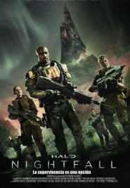Halo: nightfall (2014)  pelisplus