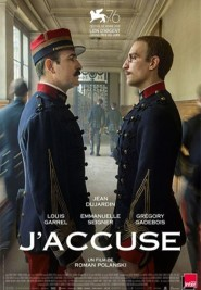 J'accuse (an officer and a spy) (2019)