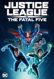 Justice league vs the fatal five (2019) pelisplus