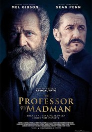 The professor and the madman (entre la razón y la locura) (2019)